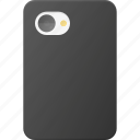 back, camera, phone, photography, smart, smartphone icon