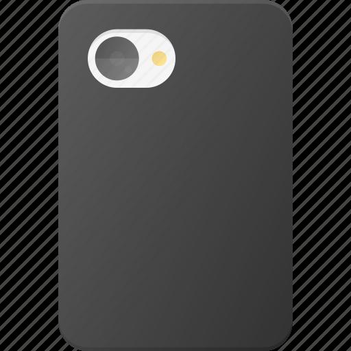 back, camera, phone, photography, smart, smartphone icon