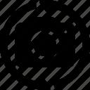 camera, rotate, vertical icon