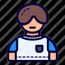 teenager, avatar, user, profile, person, man