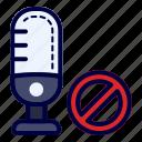 mute, microphone, mic, music, audio, sound