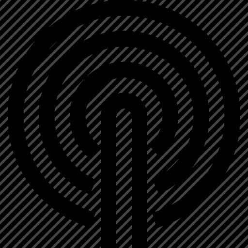 anthenna, connection, internet, network, signal, wireless icon