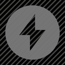 camera, flash icon