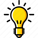 bulb, education, physics, electric, science