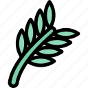 forest, jungle, leafs, nature, wild icon