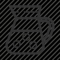 drink, fresh, picnic icon