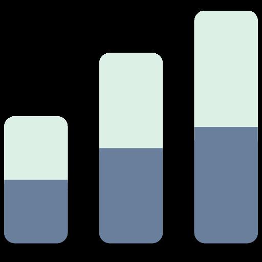 business, diagramm, office, pills, presentation icon