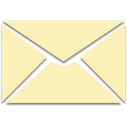 envelope, mail, message, notification icon