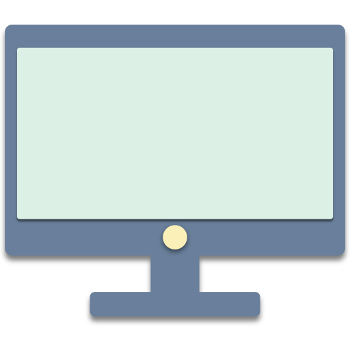 computer, imac, mac, pc icon