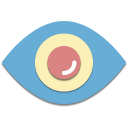 eye, look, search, watch icon