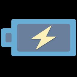battery, electricity, energy, lightning icon