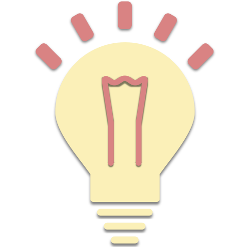 idea, interesting, lamp, lightning icon