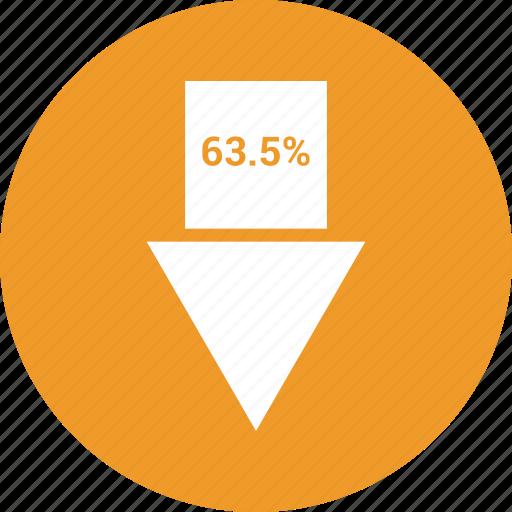 data, graphics, info, sixty three icon