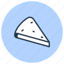 bakery, dessert, ossetian, pastry, pie icon