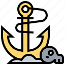 anchor, boat, marine, nautical, ship
