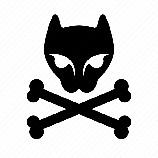 cat, dead, pet, pirate, pix, skeleton, skull icon