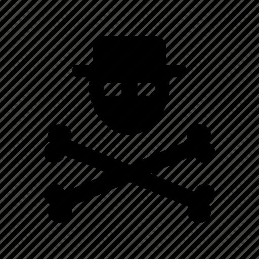 hide, incognito, pirate, pix, user icon
