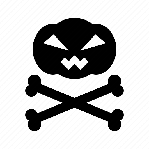 emoji, emoticon, halloween, pirate, pix, pumpkin, spooky icon