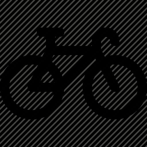 bicycle, cycling, mountain bike, transportation, vehicle icon