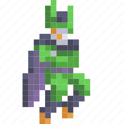 android, avatar, bad, ball, cell, dragon, dragonball icon
