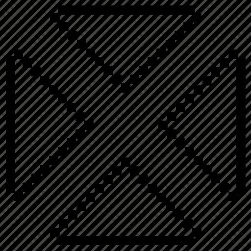 arrows, cursor, drag, pointer icon