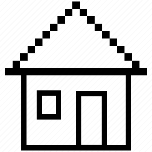 building, home, homepage, house, page icon