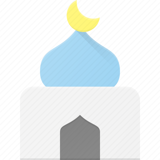 architecture, building, landmark, mosque, place icon