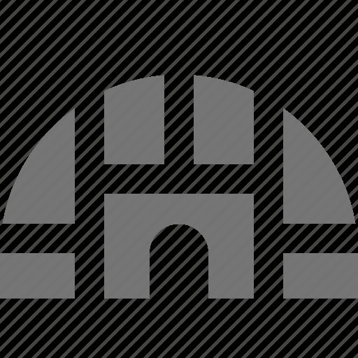 home, house, igloo icon