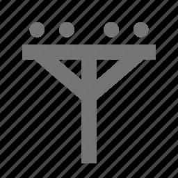 electric, pole icon