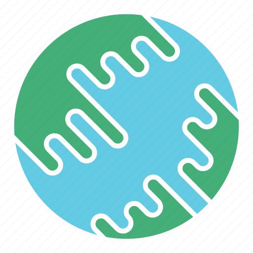 astronomy, earth, internet, planets, plants icon
