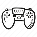 controller, game, gaming, pad, video icon