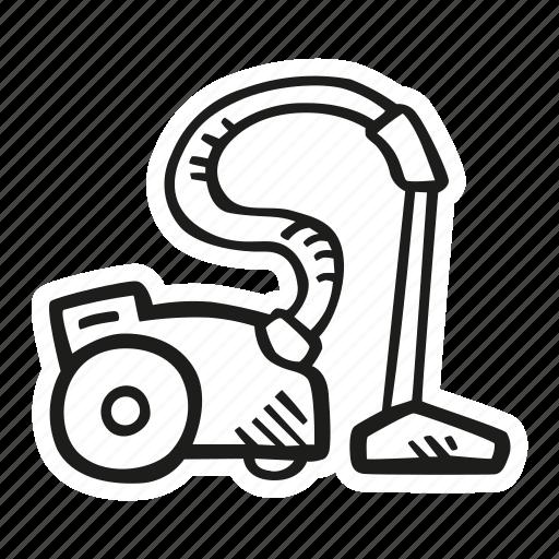 clean, cleaner, cleaning, housekeeping, vacuum icon