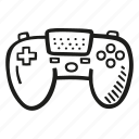 controll, game, pad, play, playstation, video icon