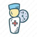 appointment, calendar, date, doctor, event, medical, schedule icon