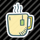beverage, coffee, cup, drink, tea icon