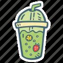 drink, homemade, lemonade icon