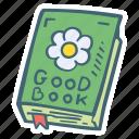 book, books, good, library, read icon