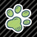 animal, cat, dog, paw, pet icon