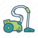 clean, cleaner, cleaning, housekeeping, vacuum icon