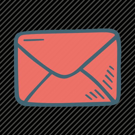 Envelope, letter, mail icon - Download on Iconfinder