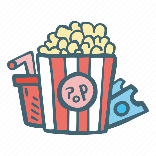 Cinema Entertainment Movie Movies Popcorn Icon Download On Iconfinder Download for free in png, svg, pdf formats 👆. cinema entertainment movie movies popcorn icon download on iconfinder