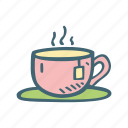 coffee, drink, tea icon