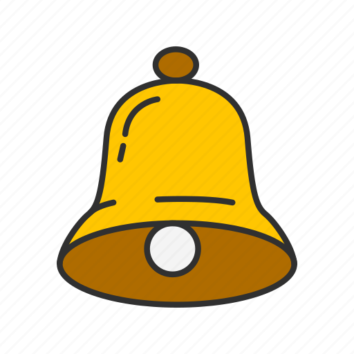 Alarm, bell, ringer, notification icon - Download on Iconfinder