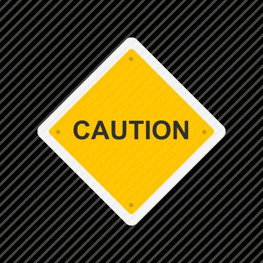 alert, attention, caution, warning icon