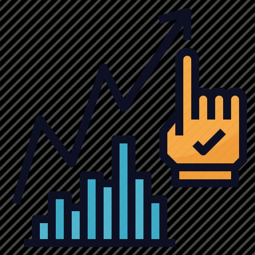 Analytics, future, planning, prediction, strategic icon - Download on Iconfinder