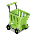 cart, ecommerce, sell, shopping icon