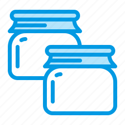 container, jerrican, plastic icon