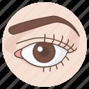 beauty, cosmetics, eye, eye liner, optometrist, sight, vision