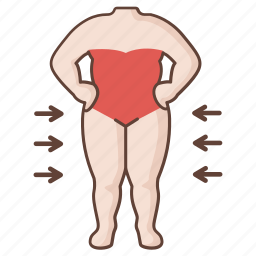 cosmetic, fat, leg, liposuction, reduction, removal, surgery icon