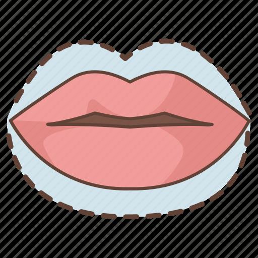 augmentation, cosmetic, enhancement, enlargement, lip, plastic, surgery icon